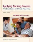 Cover-Bild zu Applying Nursing Process von Alfaro-LeFevre, Rosalinda