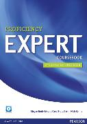 Cover-Bild zu Expert Proficiency Coursebook (with Audio CD) von Roderick, Megan