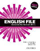 Cover-Bild zu English File third edition: Intermediate Plus: Workbook with Key