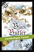 Cover-Bild zu Black Butler, Band 13 von Toboso, Yana