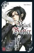 Cover-Bild zu Black Butler, Band 04 von Toboso, Yana