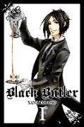 Cover-Bild zu BLACK BUTLER, VOL. 1 von Yana Toboso