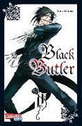 Cover-Bild zu Black Butler, Band 03 von Toboso, Yana