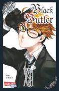 Cover-Bild zu Black Butler, Band 12 von Toboso, Yana