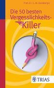 Cover-Bild zu Die 50 besten Vergesslichkeits-Killer von Bamberger, Christoph M.