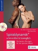 Cover-Bild zu Spiraldynamik - schmerzfrei und beweglich von Larsen, Christian