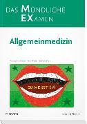 Cover-Bild zu MEX Das Mündliche Examen - Allgemeinmedizin von Brandhuber, Thomas
