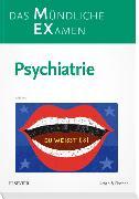 Cover-Bild zu MEX Das Mündliche Examen - Psychiatrie von Volz, Anja