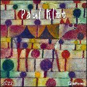 Cover-Bild zu Klee, Paul: Paul Klee 2022 - Wand-Kalender - Broschüren-Kalender - 30x30 - 30x60 geöffnet - Kunst-Kalender