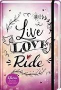 Cover-Bild zu Neuhaus, Nele: Elena - Ein Leben für Pferde: Live, Love, Ride