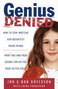Cover-Bild zu Davidson, Jan: Genius Denied (eBook)