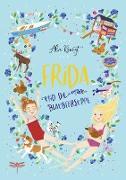 Cover-Bild zu Frida und die Blaubeersuppe (eBook) von Bengt, Alva