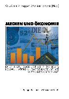 Cover-Bild zu Medien und Ökonomie 1/1 von Altmeppen, Klaus-Dieter (Hrsg.)