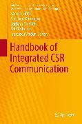 Cover-Bild zu Handbook of Integrated CSR Communication (eBook) von Diehl, Sandra (Hrsg.)