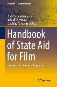 Cover-Bild zu Handbook of State Aid for Film (eBook) von Karmasin, Matthias (Hrsg.)