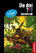 Cover-Bild zu Vollenbruch, Astrid: Die drei ??? Geisterbucht (drei Fragezeichen) (eBook)