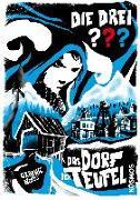 Cover-Bild zu Menger, Ivar Leon: Die drei ??? Das Dorf der Teufel