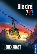 Cover-Bild zu Minninger, André: Die drei ??? Höhenangst (drei Fragezeichen) (eBook)