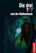 Cover-Bild zu Dittert, Christoph: Die drei ??? und der Mottenmann (drei Fragezeichen) (eBook)