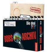 Cover-Bild zu Dittert, Christoph: Die drei ??? Bobs Archiv