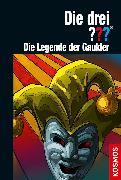 Cover-Bild zu Dittert, Christoph: Die drei ??? Die Legende der Gaukler (drei Fragezeichen) (eBook)
