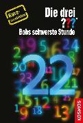 Cover-Bild zu Buchna, Hendrik: Die drei ??? Bobs schwerste Stunde (drei Fragezeichen) (eBook)