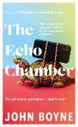 Cover-Bild zu Boyne, John: Echo Chamber (eBook)