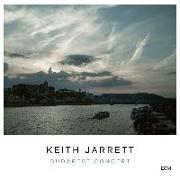 Cover-Bild zu Keith Jarrett: Budapest Concert von Jarrett, Keith (Solist)