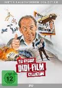 Cover-Bild zu Die große Didi - Film Collection von Dieter Hallervorden (Schausp.)