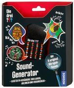 Cover-Bild zu Die drei ??? Sound-Generator