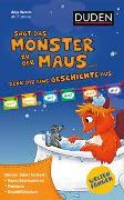 Cover-Bild zu Wrede, Anja: Weltenfänger: Sagt das Monster zu der Maus... (Spiel)