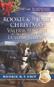 Cover-Bild zu Hansen, Valerie: Rookie K-9 Unit Christmas: Surviving Christmas (Rookie K-9 Unit) / Holiday High Alert (Rookie K-9 Unit) (Mills & Boon Love Inspired Suspense) (eBook)