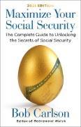 Cover-Bild zu Maximize Your Social Security (eBook) von Carlson, Bob