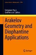 Cover-Bild zu Arakelov Geometry and Diophantine Applications (eBook) von Peyre, Emmanuel (Hrsg.)
