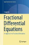 Cover-Bild zu Fractional Differential Equations (eBook) von Jin, Bangti