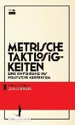 Cover-Bild zu Eckhart, Lisa: Metrische Taktlosigkeiten