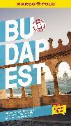 Cover-Bild zu Stiens, Rita: MARCO POLO Reiseführer Budapest