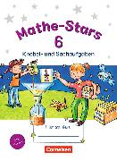 Cover-Bild zu Mathe-Stars - Knobel- und Sachaufgaben 6. Schuljahr. Übungsheft mit Lösungen von Hatt, Werner