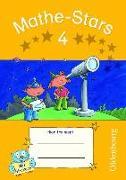 Cover-Bild zu Mathe-Stars - Basiskurs 4. Schuljahr. Übungsheft mit Lösungen von Hatt, Werner
