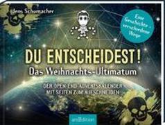 Cover-Bild zu Schumacher, Jens: Du entscheidest! Das Weihnachts-Ultimatum. Ein Open-end-Adventskalender