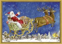Cover-Bild zu Nostalgischer Weihnachtsschlitten