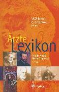 Cover-Bild zu Ärzte Lexikon (eBook) von Eckart, Wolfgang U. (Hrsg.)