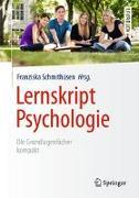Cover-Bild zu Lernskript Psychologie von Schmithüsen, Franziska (Hrsg.)