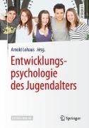 Cover-Bild zu Entwicklungspsychologie des Jugendalters von Lohaus, Arnold (Hrsg.)