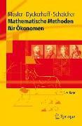 Cover-Bild zu Mathematische Methoden für Ökonomen von Mosler, Karl
