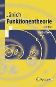 Cover-Bild zu Funktionentheorie von Jänich, Klaus