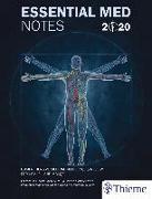 Cover-Bild zu Mirali, Sara (Hrsg.): Essential Med Notes 2020