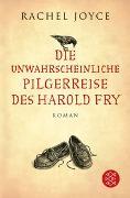 Cover-Bild zu Joyce, Rachel: Die unwahrscheinliche Pilgerreise des Harold Fry