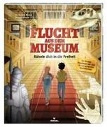 Cover-Bild zu Flucht aus dem Museum von Dr. Moore, Gareth