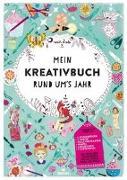 Cover-Bild zu Mein Kreativbuch rund um's Jahr von d'Oro, Miriam